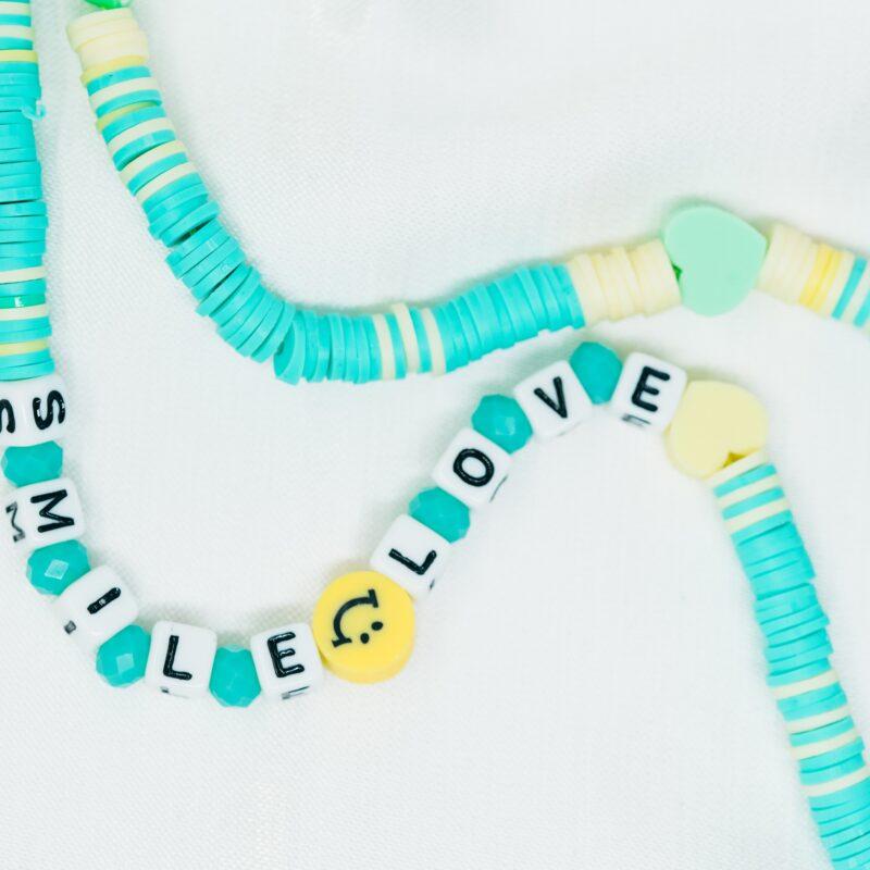 rainbow strap
